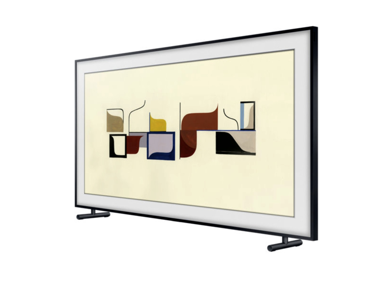 samsung the frame 43 fernseher. Black Bedroom Furniture Sets. Home Design Ideas