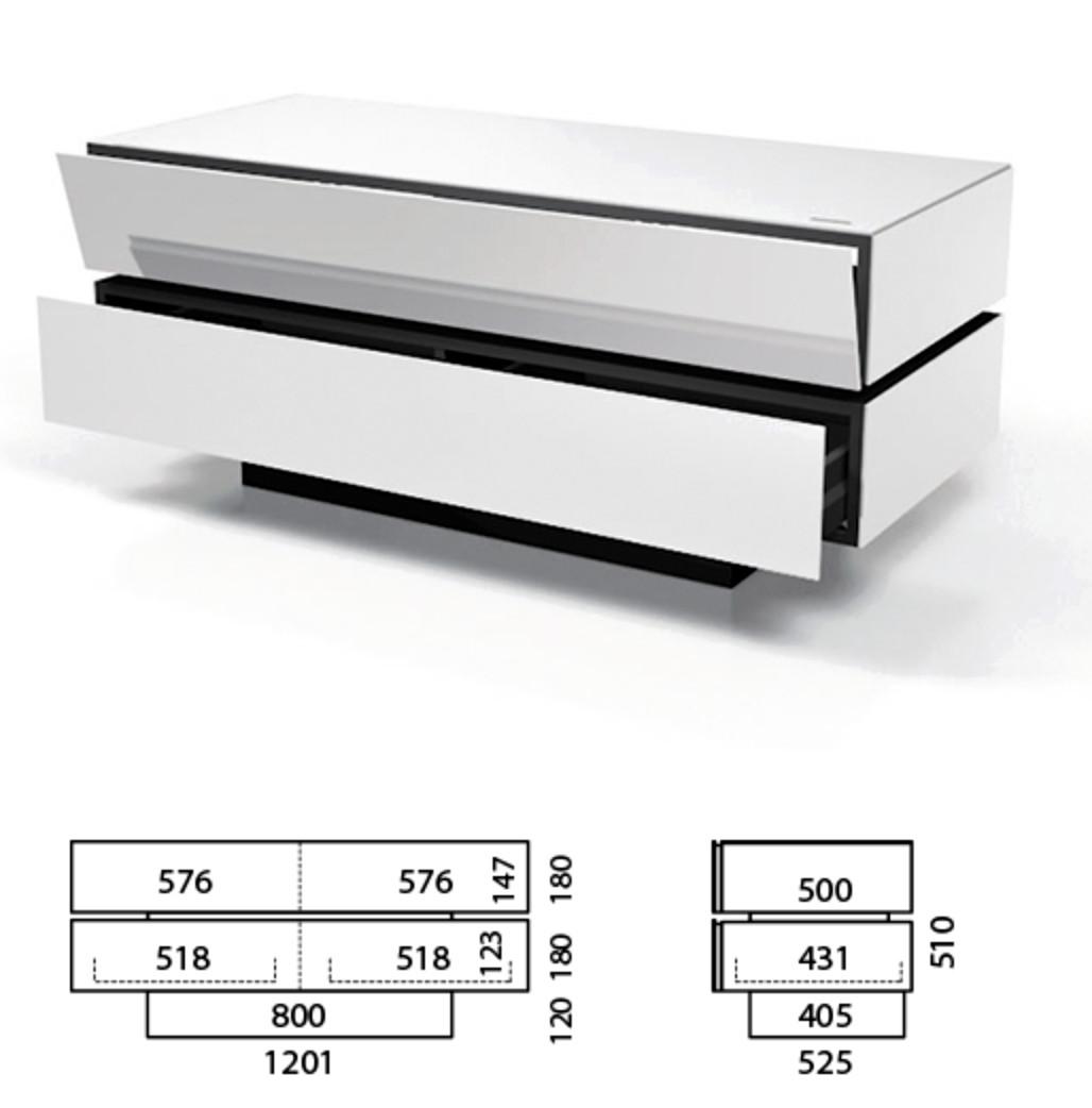 spectral brick br1202 sl spectral m bel. Black Bedroom Furniture Sets. Home Design Ideas