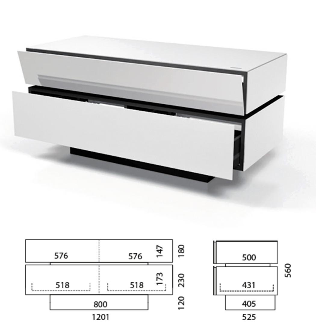 spectral brick br1203 sl brick spectral m bel. Black Bedroom Furniture Sets. Home Design Ideas