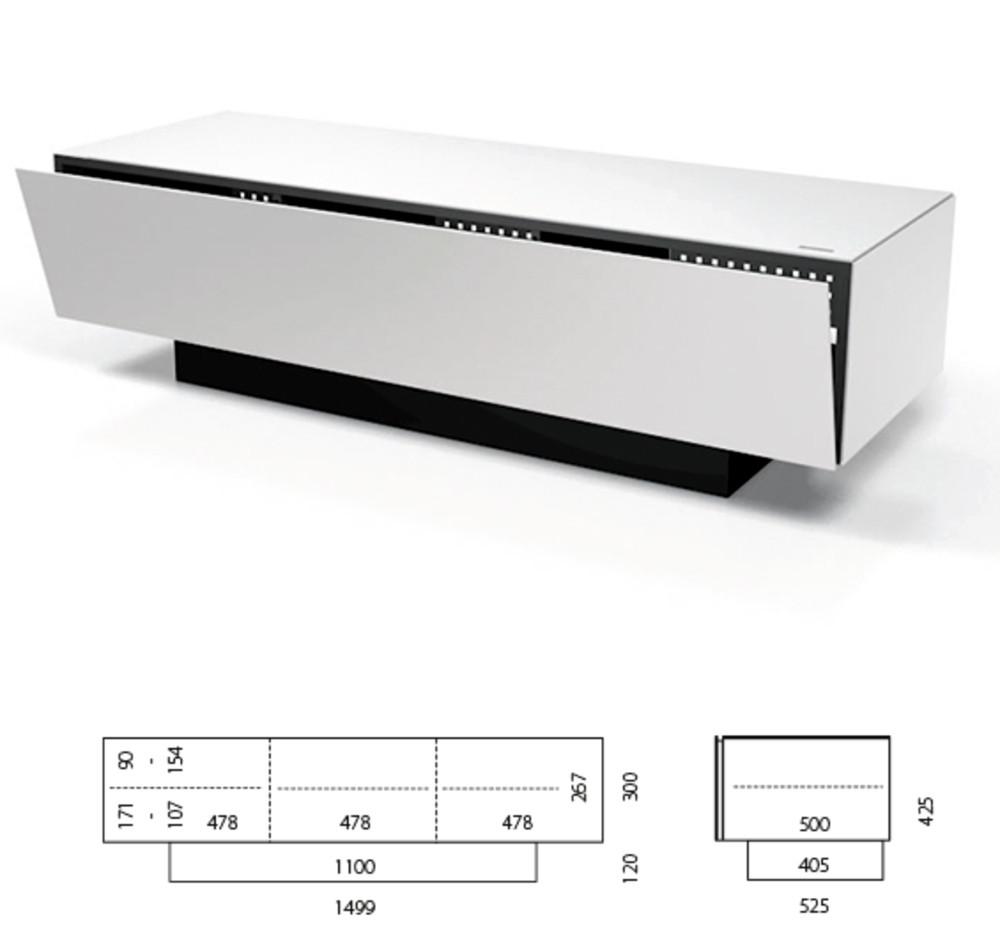 spectral brick br1501 m bel. Black Bedroom Furniture Sets. Home Design Ideas