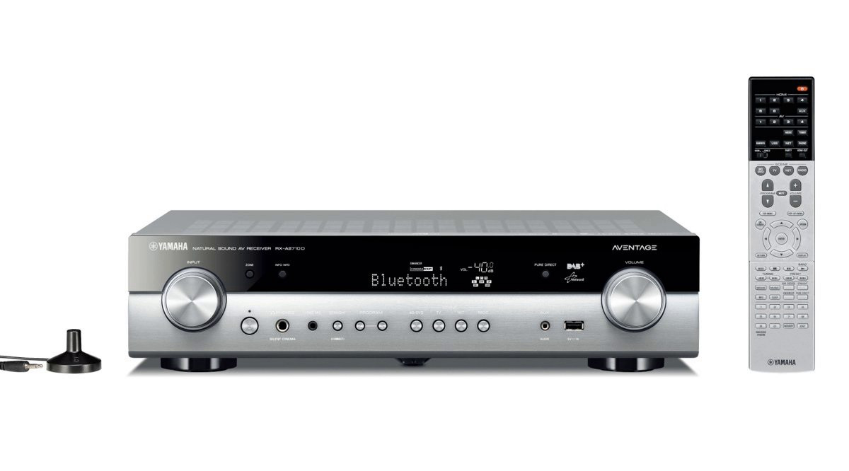 yamaha rx as710 dab titan av receiver yamaha hifi. Black Bedroom Furniture Sets. Home Design Ideas