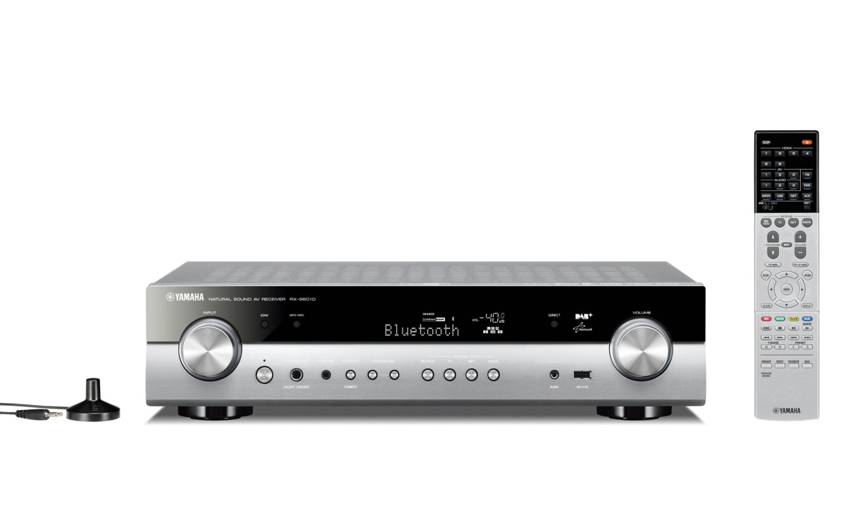 yamaha rx s601 dab titan av receiver yamaha hifi. Black Bedroom Furniture Sets. Home Design Ideas